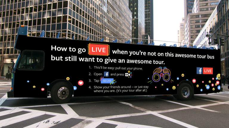 Facebook เตรียมปล่อยแคมเปญโฆษณาหนุน Facebook Live