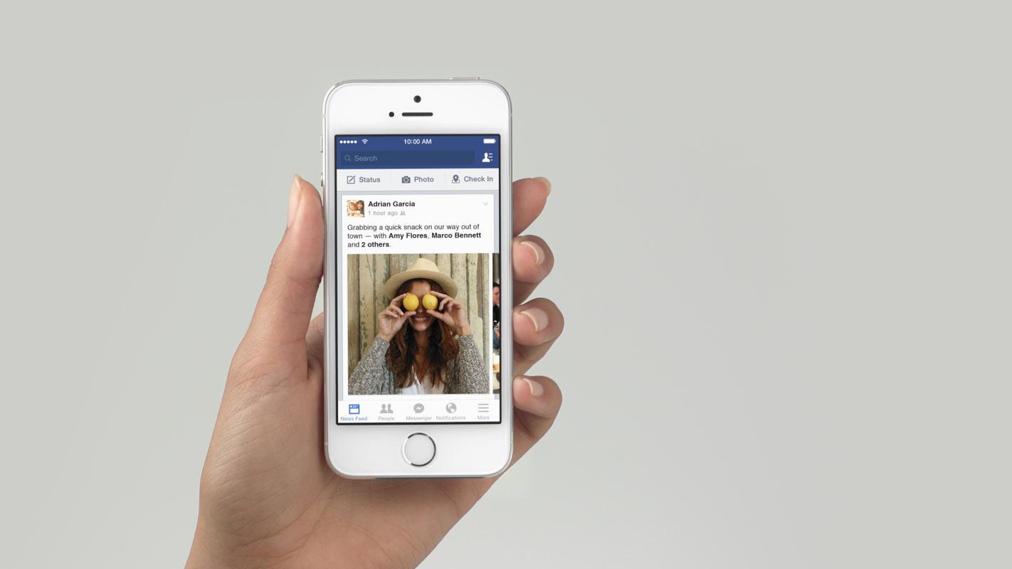 Facebook ปรับ News feed เป็นแบบ real-time แสดงผลตามความเร็วเน็ต
