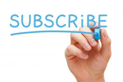 เพิ่มยอด Subscribe อย่างรวดเร็วด้วยวิธีเบ(สิค)ๆ