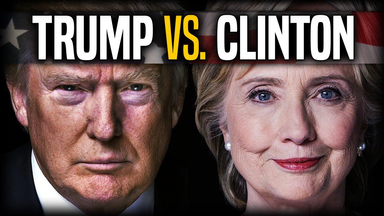 Trump vs Clintion กับศึกชิงตำแหน่งประธานาธิบดีบนสื่อโซเชียล