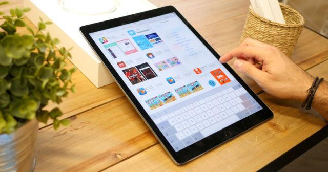 iPad 10.5 เตรียมลงสายพานผลิตเดือนหน้า วางขายจริง 2017