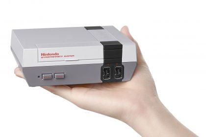 เอาใจคอเรโทรกับนินเทนโด NES จิ๋วสุดน่ารักที่มาพร้อม 30 เกมคลาสสิค