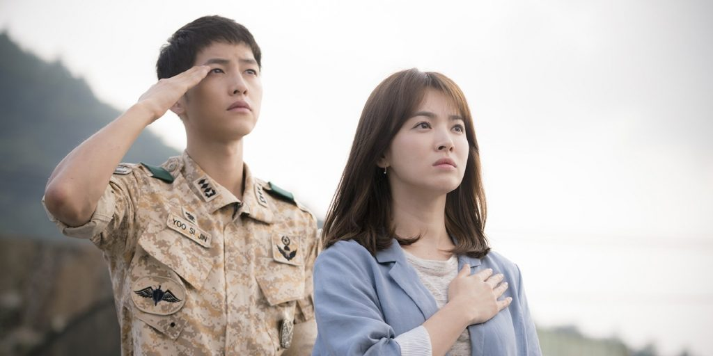 คำค้นหา-Descendants of the sun