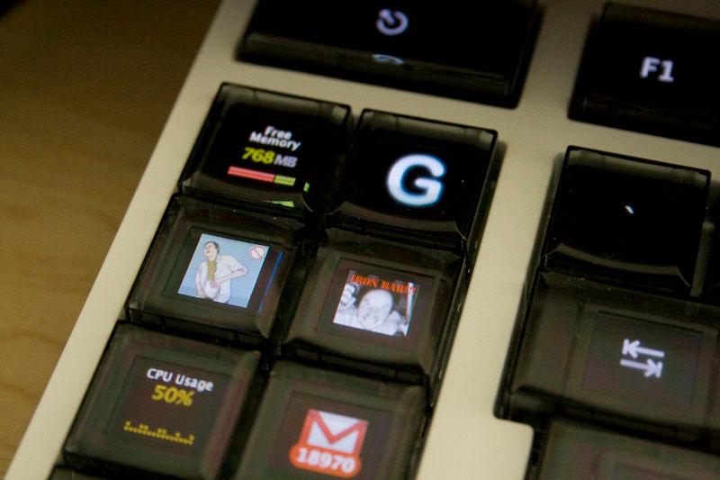 สุดเจ๋ง...Optimus Maximus Keyboard คีย์บอร์ดมีจอภาพในตัว!