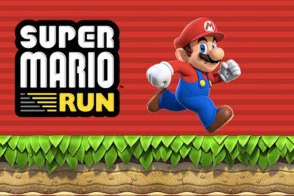 สาวก Mario เตรียมเฮ Super Mario Run เตรียมลง Android มี.ค.นี้