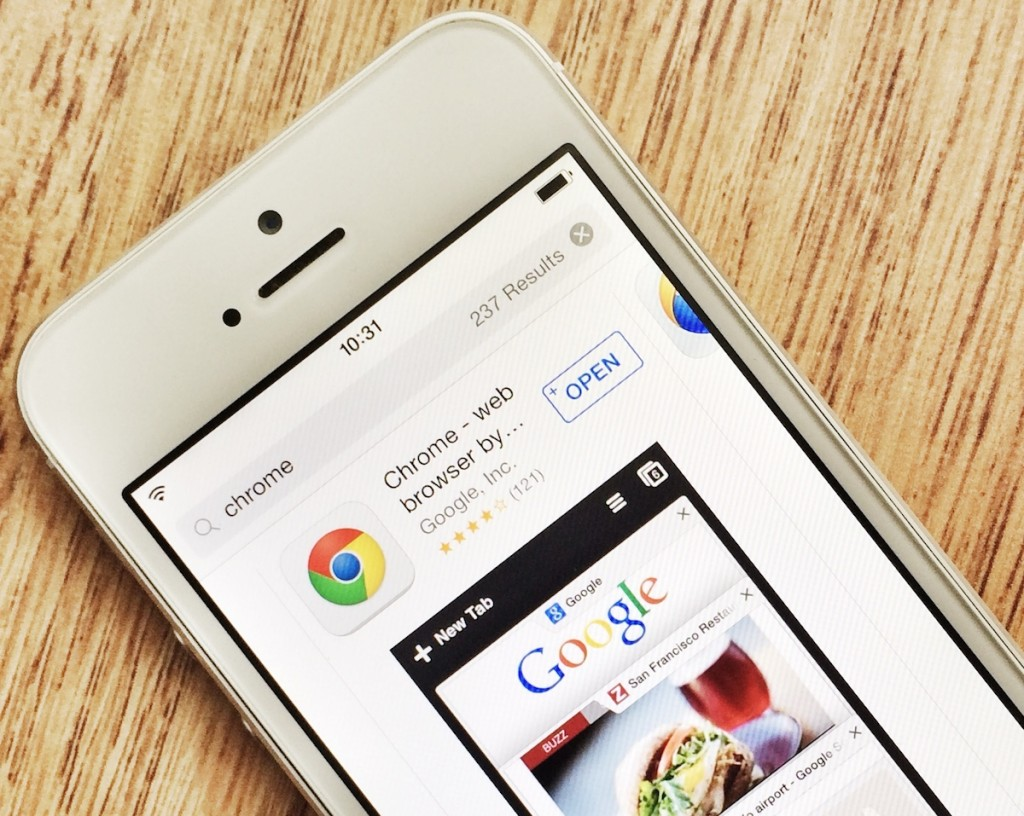 Chrome for iPhone กับฟีเจอร์ใหม่ QR code scanner ที่จะทำให้ชีวิตง่ายขึ้น!