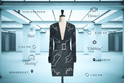 Google จับมือ H&M กับโปรเจ็ค'Coded Couture' ออกแบบชุดด้วยข้อมูลจากแอพฯ