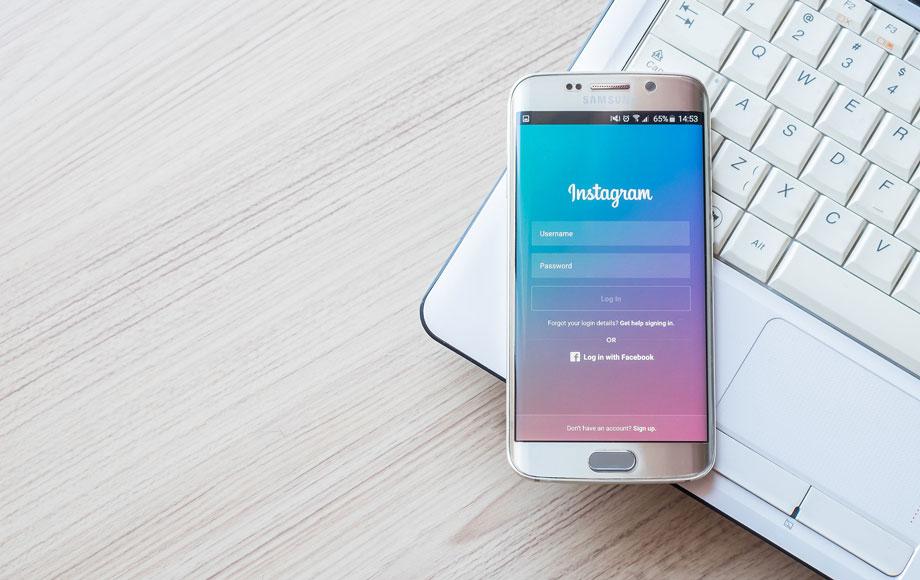 Instagram เพิ่มระบบการจอง