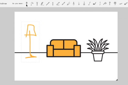 Google AutoDraw: เครื่องมือเปลี่ยนรูปวาดสุดเห่ยให้เป็นภาพวาดสุดคูล!