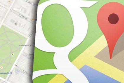 โฆษณาบน Google Maps เติบโตอย่างต่อเนื่อง
