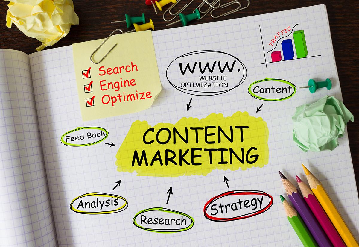 วิธีเอาชนะคู่แข่งด้วย Content Marketing อันทรงพลัง!