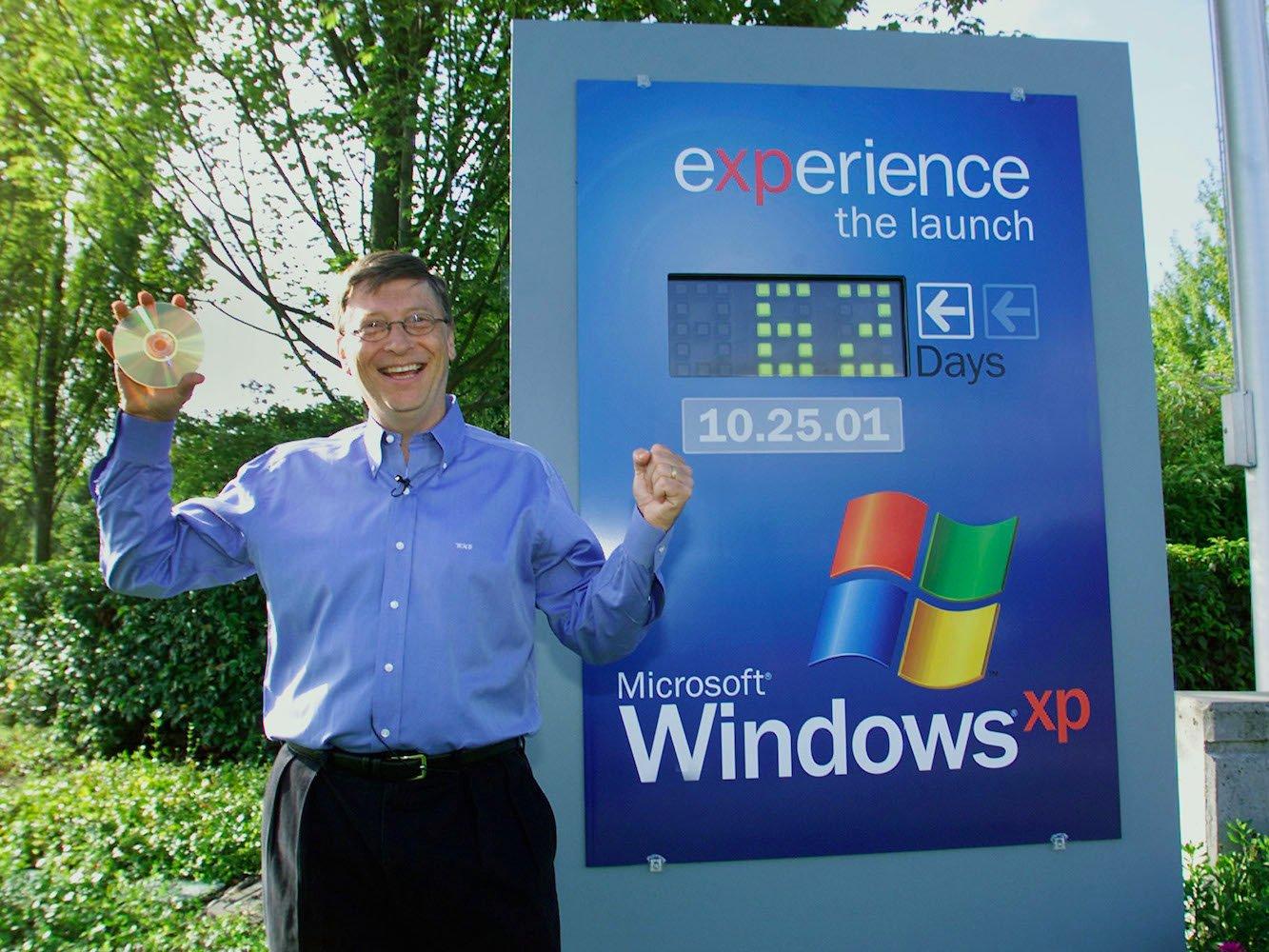 เก่าแต่เก๋า! Windows XP ยังครองอันดับ 3 ระบบปฏิบัติการที่ครองใจผู้ใช้งานทั่วโลก