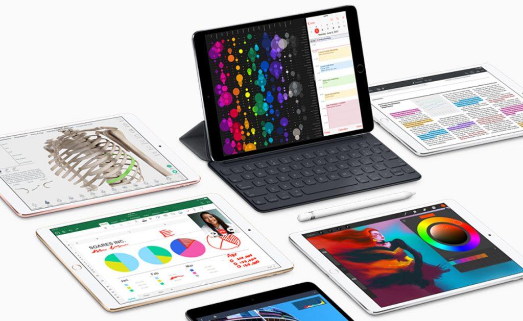 iPad Pro รุ่นใหม่