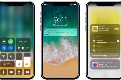ข่าวลือคอนเฟิร์มดีไซน์ Apple iPhone 8 กรอบกว้าง...ไร้ปุ่ม