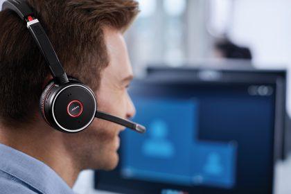 Jabra Evolve 75  หูฟังมากฟังก์ชัน ที่ผลิตมาเพื่อตอบโจทย์องค์กรธุรกิจโดยเฉพาะ
