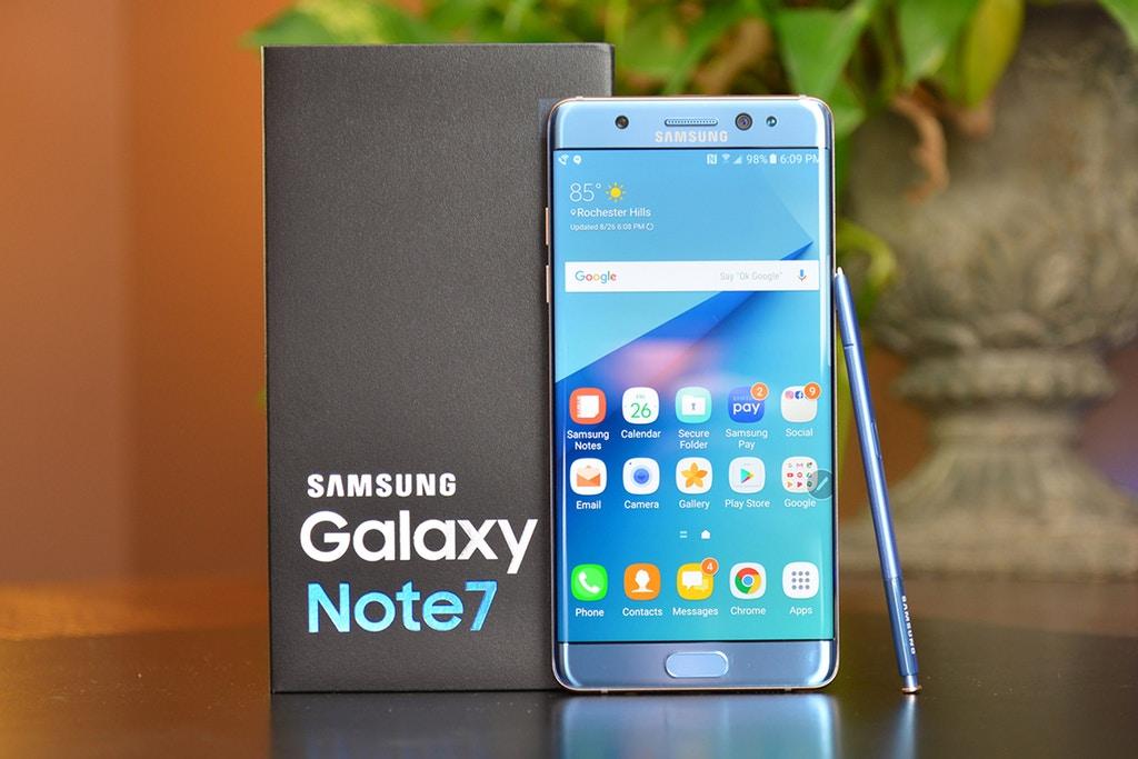 Samsung เตรียมปล่อย Galaxy Note 7 กลับมาขายอีกครั้ง