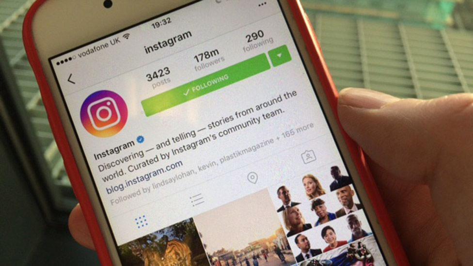 Instagram เอาจริงกับบัญชี 'คนดัง (influencers)' ปลอม