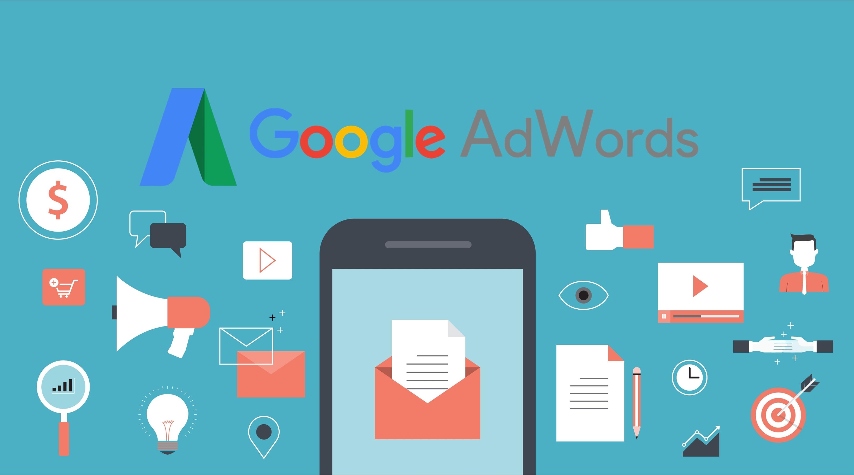 Google Adwords แบบใหม่