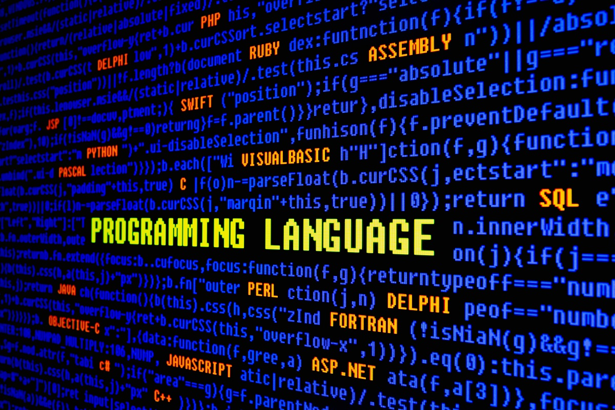 ภาษายอดนิยมสำหรับเรียนเขียนโปรแกรม 2018