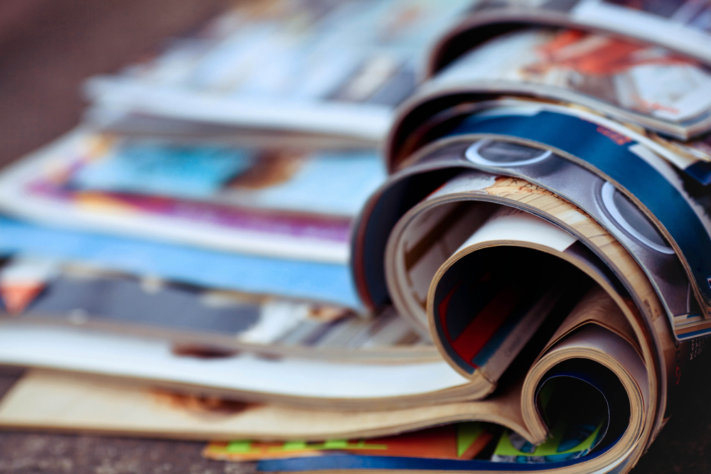 นิตยสารปิดตัว