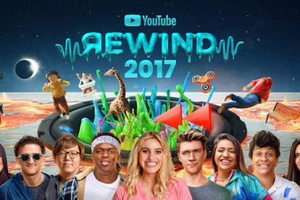 YouTube รวมเรื่องราวสุดฮิตแห่งปี 2017 มีอะไรเกิดขึ้นกันไปแล้วบ้างนะ (คลิป)