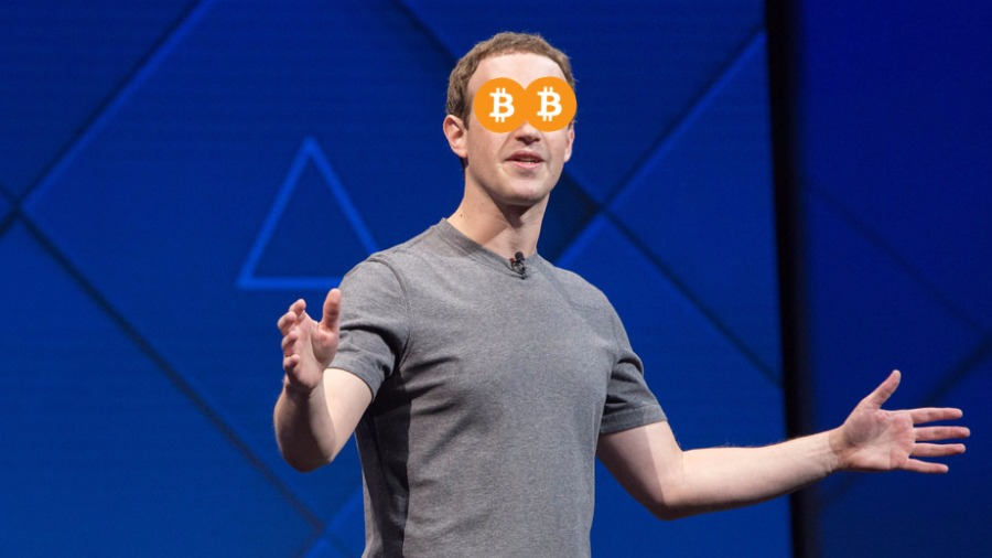 Facebook จะสร้าง Cryptocurrency ภายในปี 2018 นี้!!!