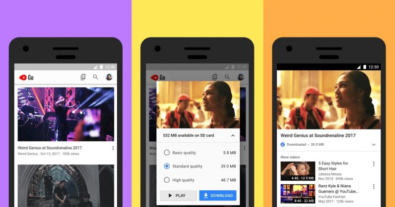 YouTube Go App ดูวิดีโอแบบออฟไลน์ตอนไหนก็ได้ (สะดวกสุดๆ)