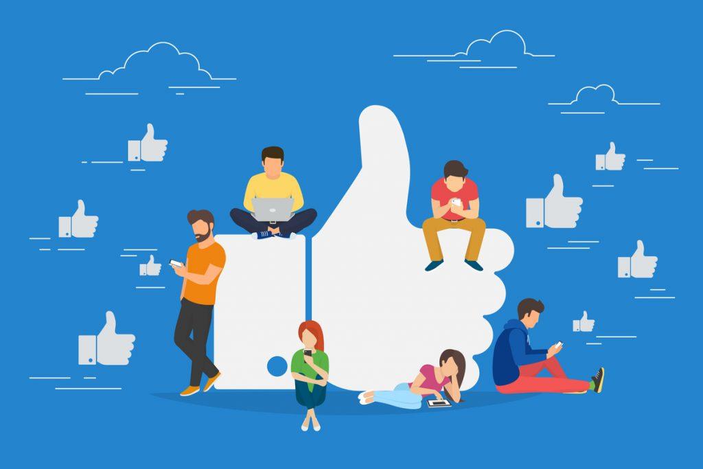 organic reach บน facebook
