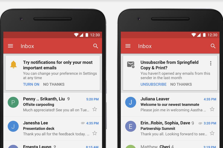 Gmail ปรับลุคใหม่ เพิ่มฟีเจอร์หลากหลาย ตอบโจทย์การใช้งานในธุรกิจคุณมากขึ้น