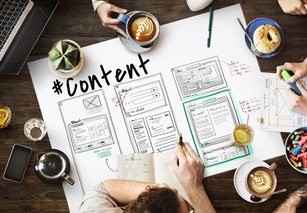 Content Marketing แบบ