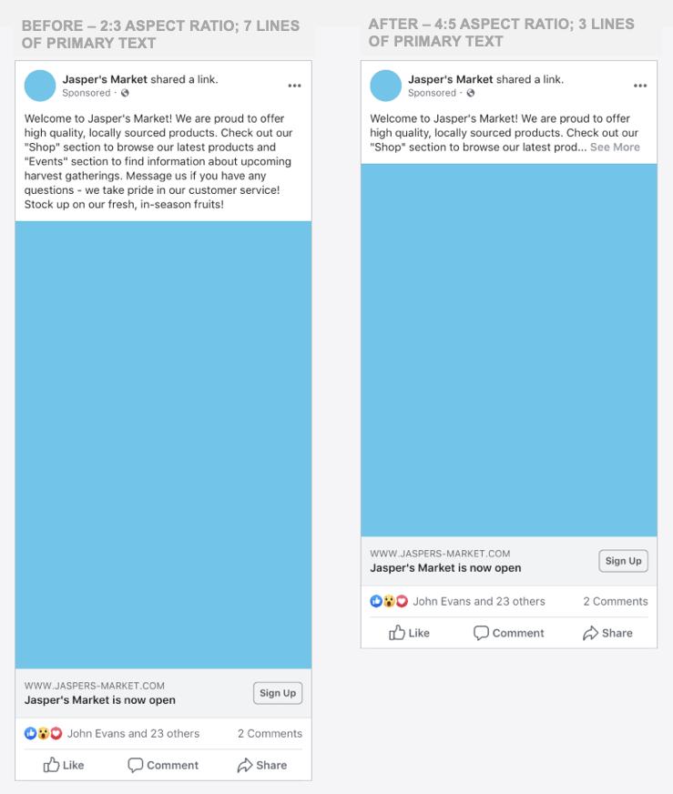 Facebook ปรับการแสดงผล New Feed