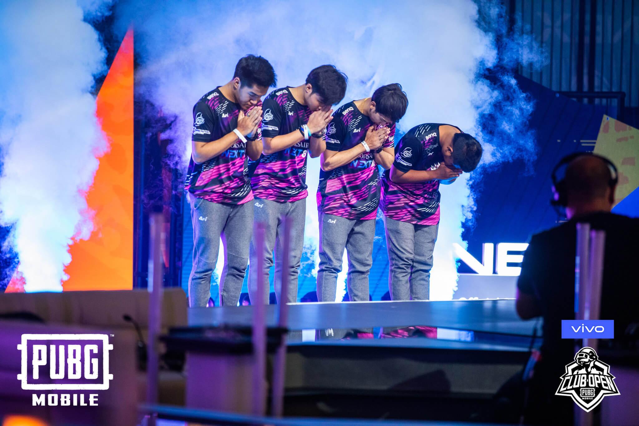 ทีมอีสปอร์ตประเทศไทย