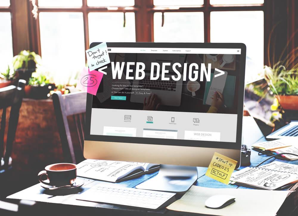 เทรนด์การออกแบบเว็บไซต์