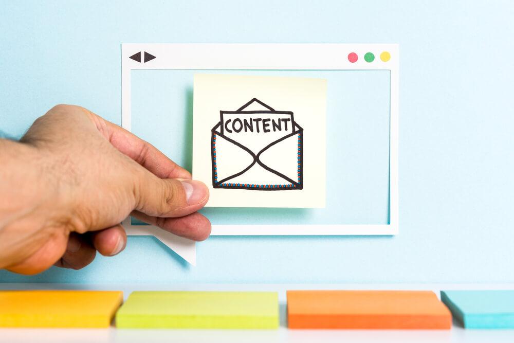 สร้างกลยุทธ์ Content