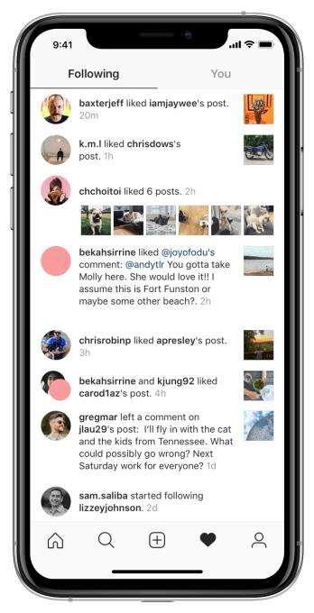 Instagram ประกาศเลิกใช้