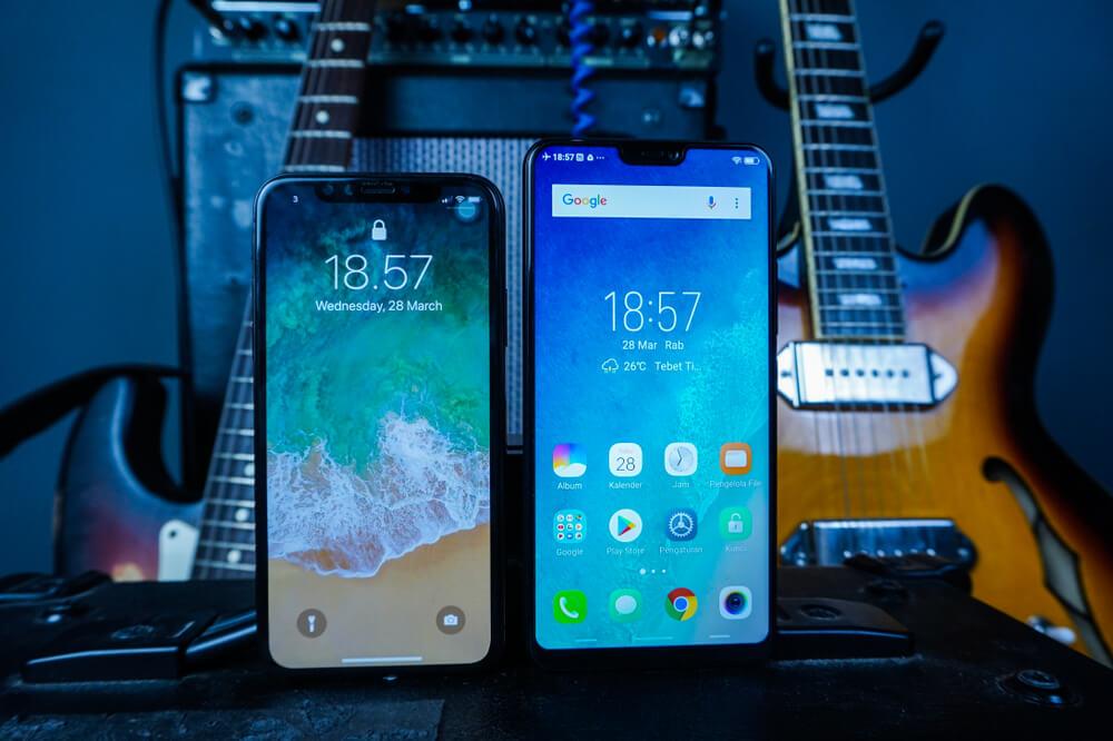 โทรศัพท์ Android